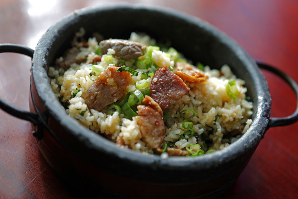 Photo - Arroz Gaucho at Cafe Do Brazil in Oklahoma City. Photo by Bryan Terry, The Oklahoman  BRYAN TERRY - THE OKLAHOMAN
