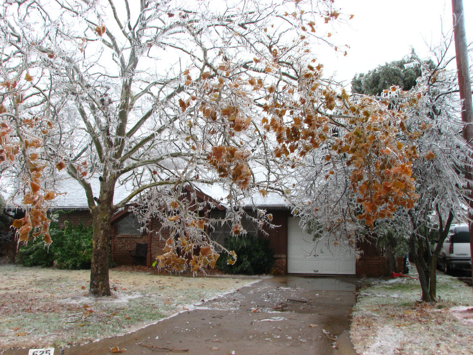 my house 12/10<br/><b>Community Photo By:</b> Leah<br/><b>Submitted By:</b> Leah, Midwest City