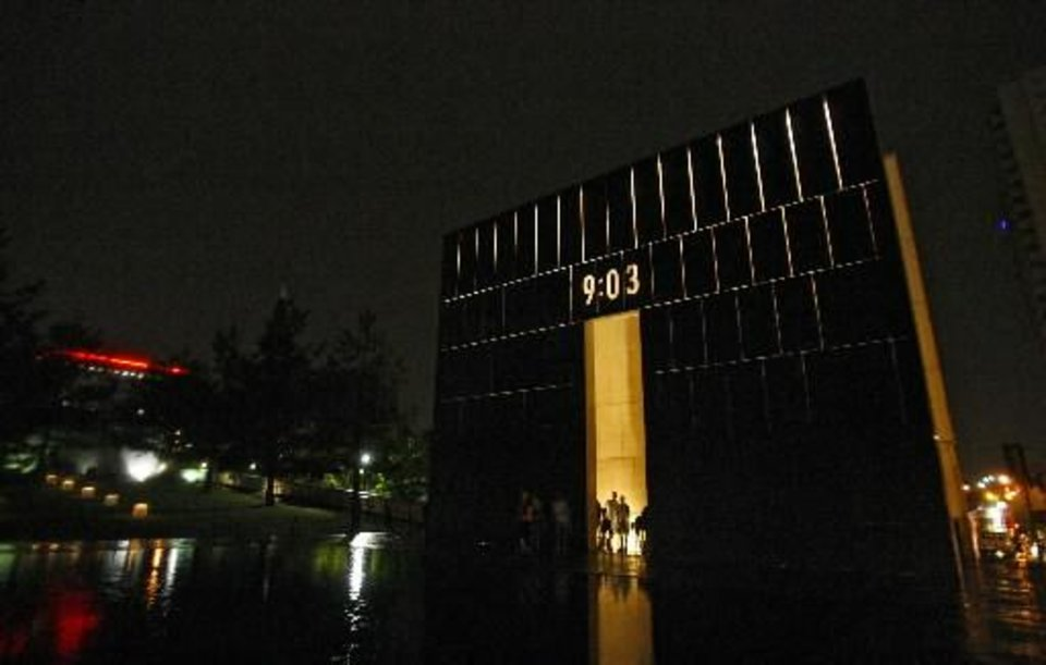 Photo -  The Oklahoma City National Memorial