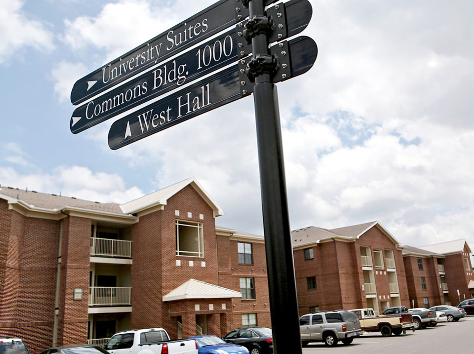 Many Oklahoma colleges and universities are experiencing a demand for campus housing.  By John Clanton, The Oklahoman