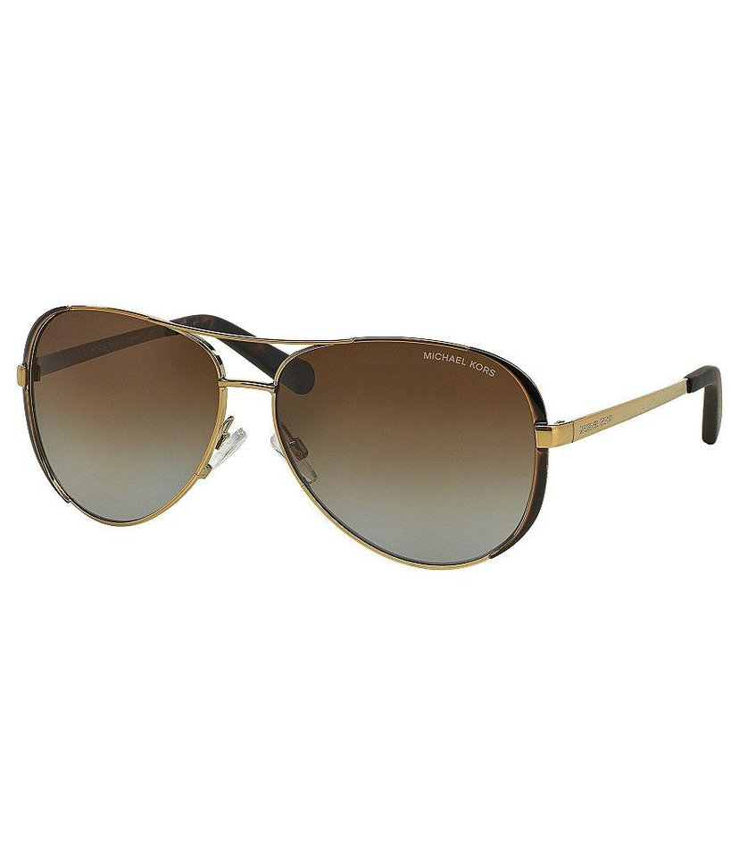Photo - Michael Kors Chelsea aviators available at Dillard's. [Photo Provided]
