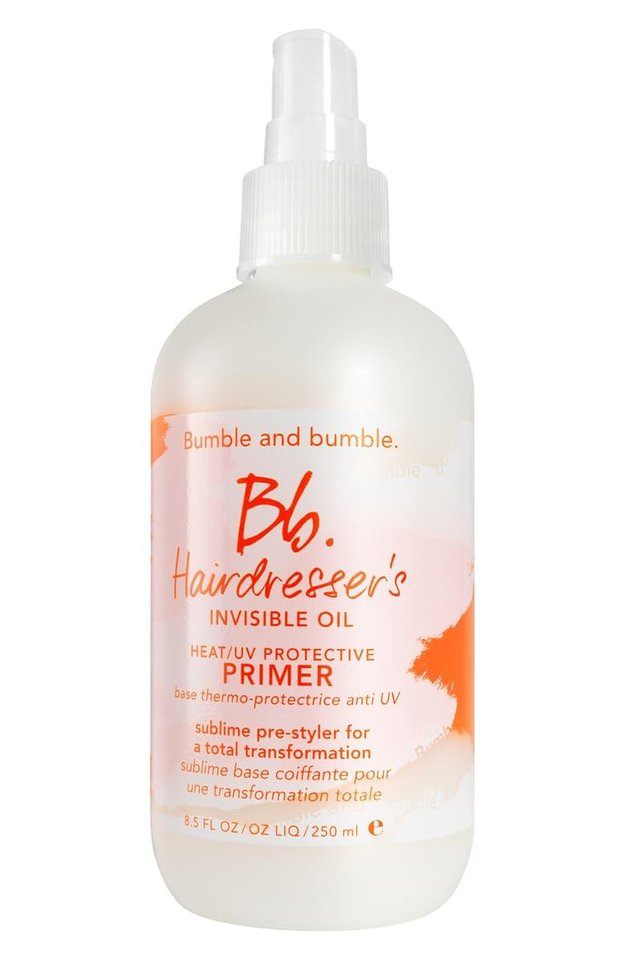Photo - Bumble and Bumble Hairdresser's Invisible Oil Heat/UV Protective Primer