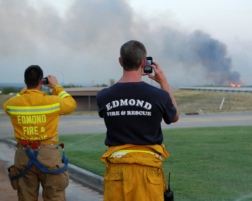 Edmond Firefighters