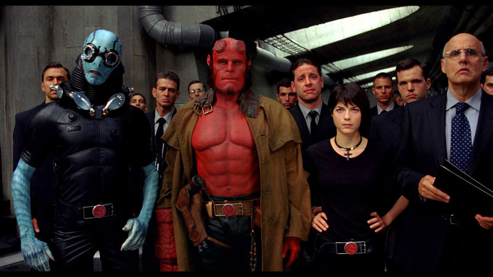 "Mike Richardson, a producer on ""Hellboy"" and ""Hellboy 2: The Golden Army"" (pictured) will give the keynote address to the ComicsPRO Annual Membership meeting.  Universal Pictures photo <strong></strong>"