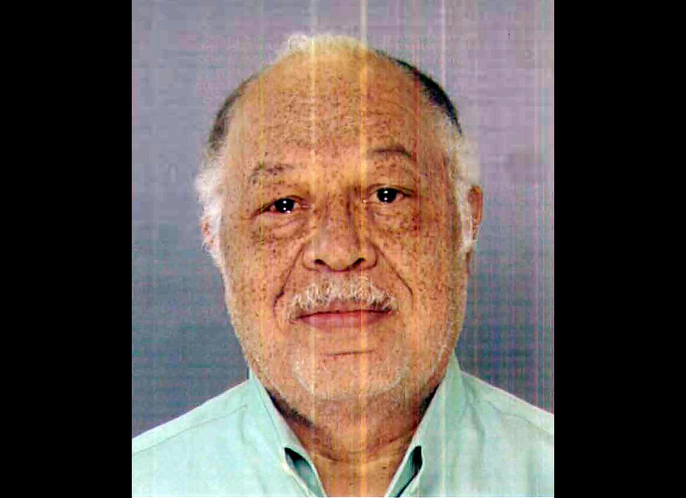 FILE - This undated photo provided by the Philadelphia District Attorney\'s office shows Dr. Kermit Gosnell. A Philadelphia judge on Tuesday, April 23, 2013 tossed three of eight murder charges in the high-profile trial of Gosnell, a Philadelphia abortion provider accused of killing babies allegedly born alive at his clinic, dubbed by prosecutors