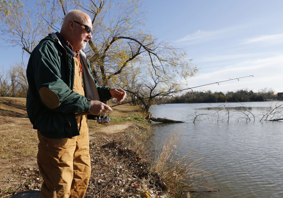 Winter Brings More Trout Fishing Opportunities For Anglers