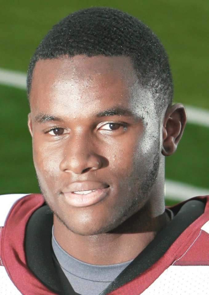 Photo - Gabe Lynn Jenks cornerback verbally committed to OU