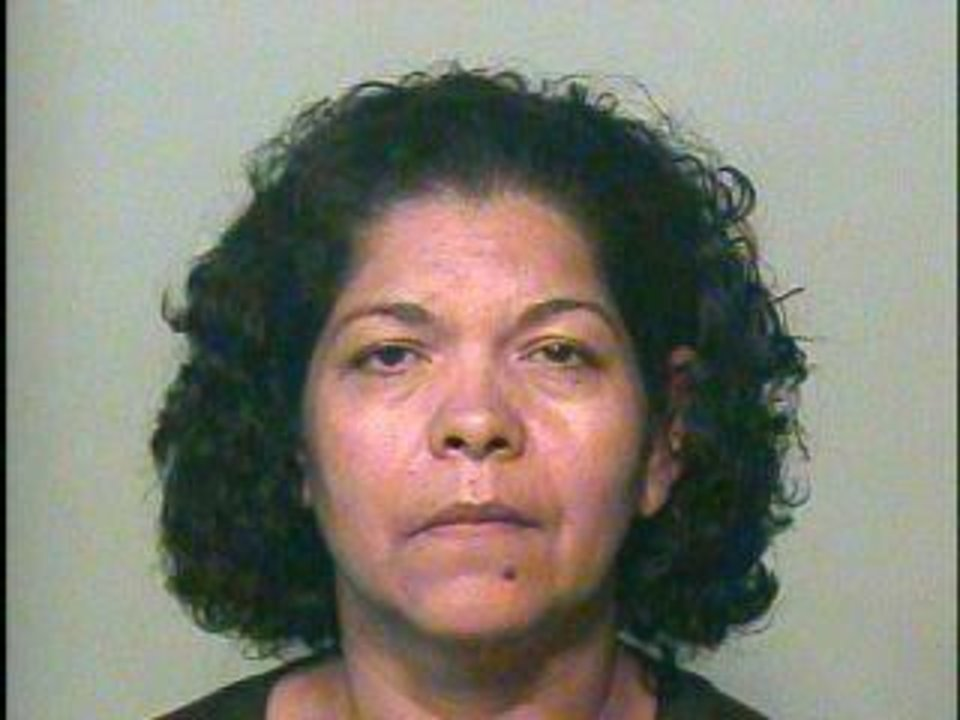 Vilma Escalante <strong>Provided - Oklahoma County jail</strong>