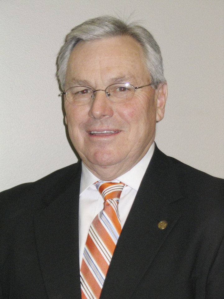 Mick Thompson State Banking  Commissioner