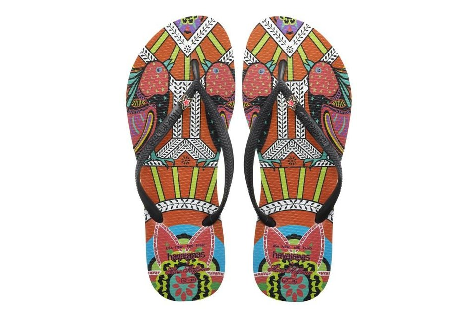 Havaianas + Mara Hoffman collection