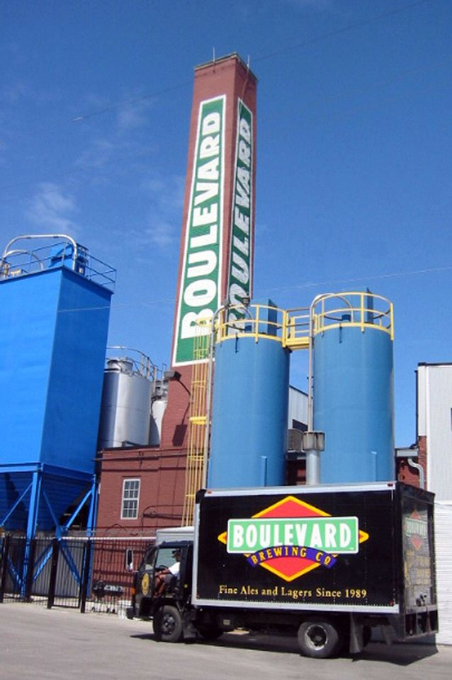 Photo - The Boulevard Brewing Company is in Kansas City.   - PROVIDED