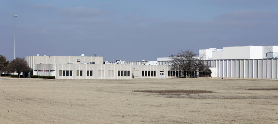 Photo - Will Rogers Business Park, formerly the Dayton Tire plant on South Council in Oklahoma City, is pictured on Jan. 18 , 2011.  -  PHOTO BY STEVE GOOCH, THE OKLAHOMAN