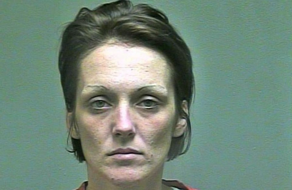 Amanda Dawn McGuire <strong> - Oklahoma County jail</strong>