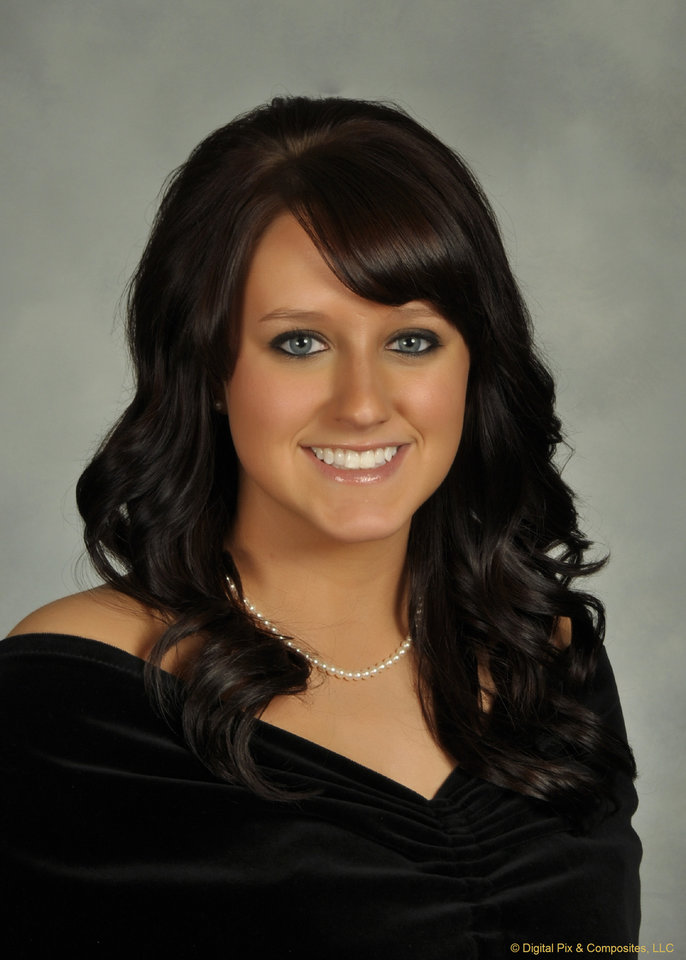 Photo -   In this undated photo released by Bowling Green State University, Sarah Hammond, 21, a junior from Yellow Springs, Ohio, is shown. Hammond and two of her sorority sisters were killed in an automobile accident on Friday, March 2, 2012. (AP Photo/Bowling Green State University)