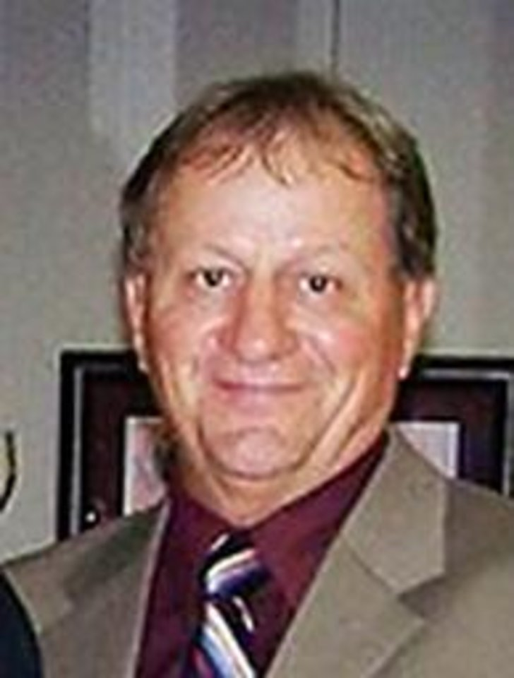 Photo - Randy Peterson, President of Bank of Eufala, who was killed during a robbery Thursday, January 21, 2016.