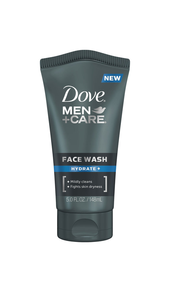 Photo - Dove Men + Care Face Wash and Lotion