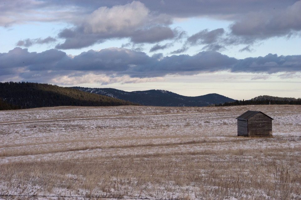 Photo -   FILE - This 2007 file photo provided by South Dakota Magazine shows Reynolds Prairie in the Black Hills of South Dakota. An online campaign to raise money so Native American tribes in South Dakota can purchase land they consider sacred has gained steam with a growing list of celebrities backing the effort. P Diddy and Bette Midler have tweeted their support for the effort to purchase nearly 2,000 acres in the Black Hills of South Dakota. They join actor Ezra Miller and hip-hop producer Sol Guy, who appeared in a recent video online with drawing attention to the effort. (AP Photo/courtesy South Dakota Magazine, Bernie Hunhoff, File)