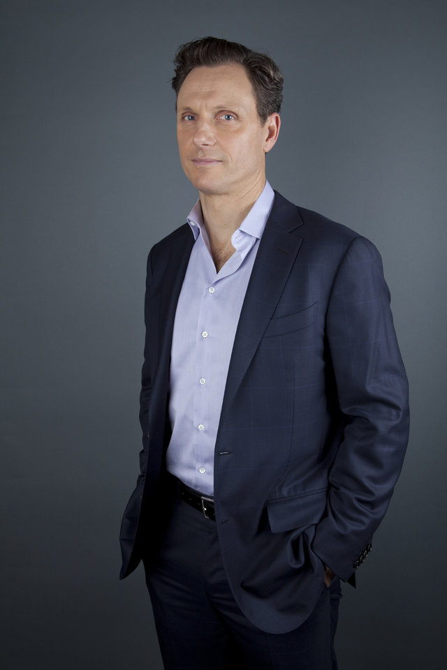 Photo - This Jan. 30, 2013 photo shows actor Tony Goldwyn from the ABC television series