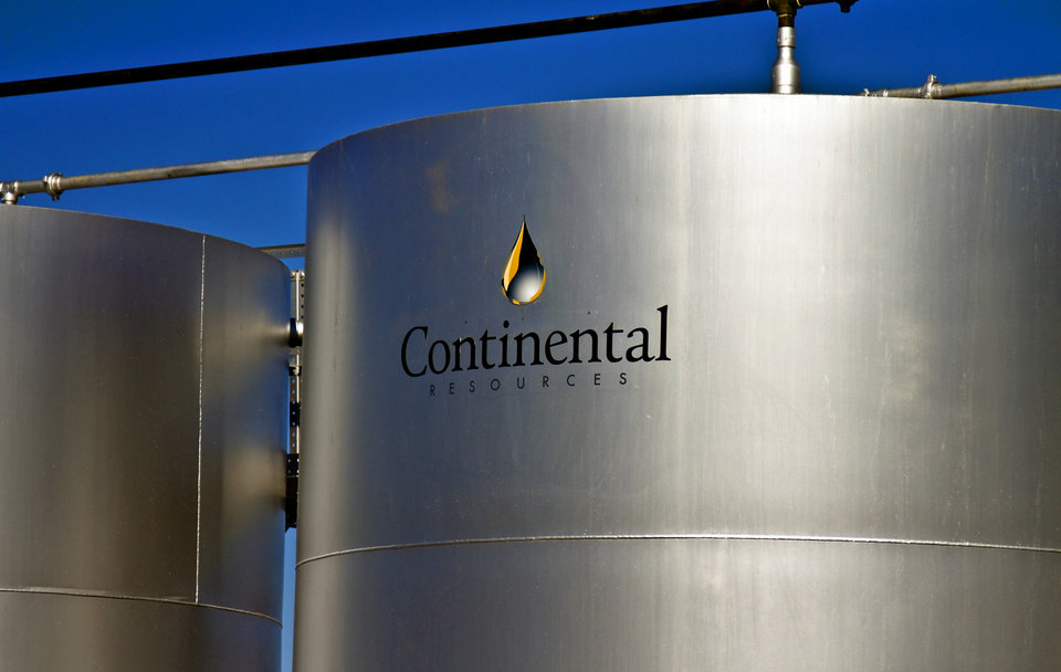 Photo -  A Continental Resources site is shown in Chickasha. The company on Wednesday said it plans to more than double its capital expenditures budget in 2017. [Photo by Chris Landsberger, The Oklahoman Archives]