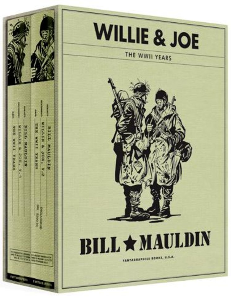 """Willie and Joe: The World War II Years""  PHOTO PROVIDED"
