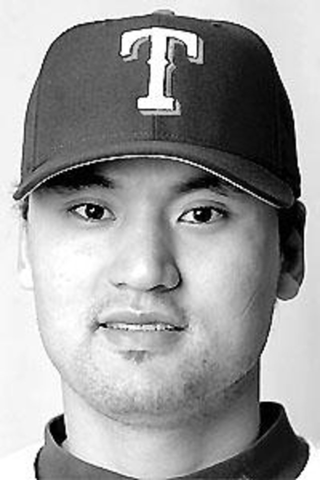 Photo - This is a 2003 file photo of Chan Ho Park of the Texas Rangers major league baseball team (AP Photo/file)