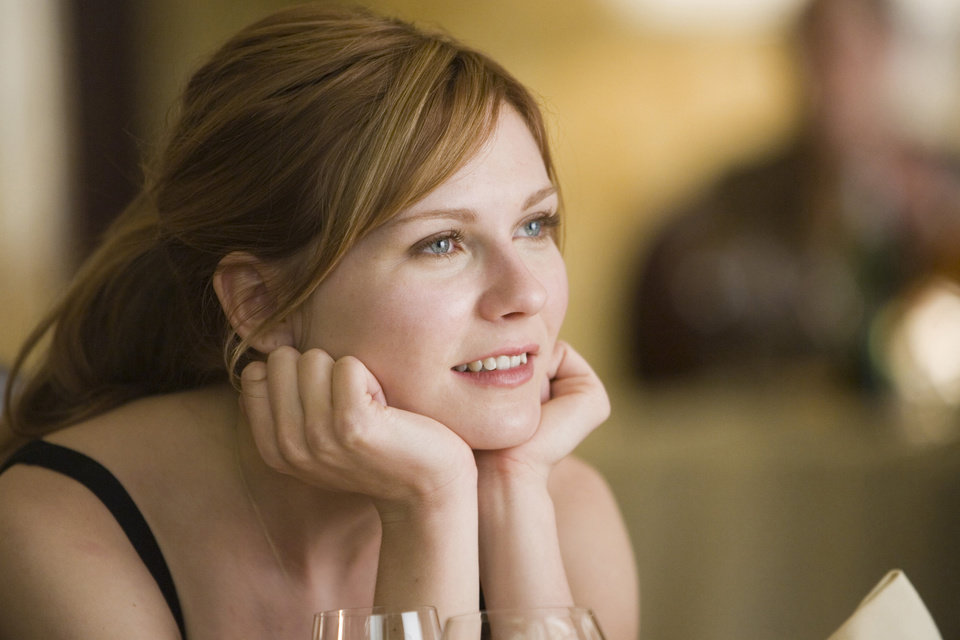 FILE - This 2006 publicity photo released by Columbia Pictures shows actress Kirsten Dunst as Mary Jane Watson in a scene from