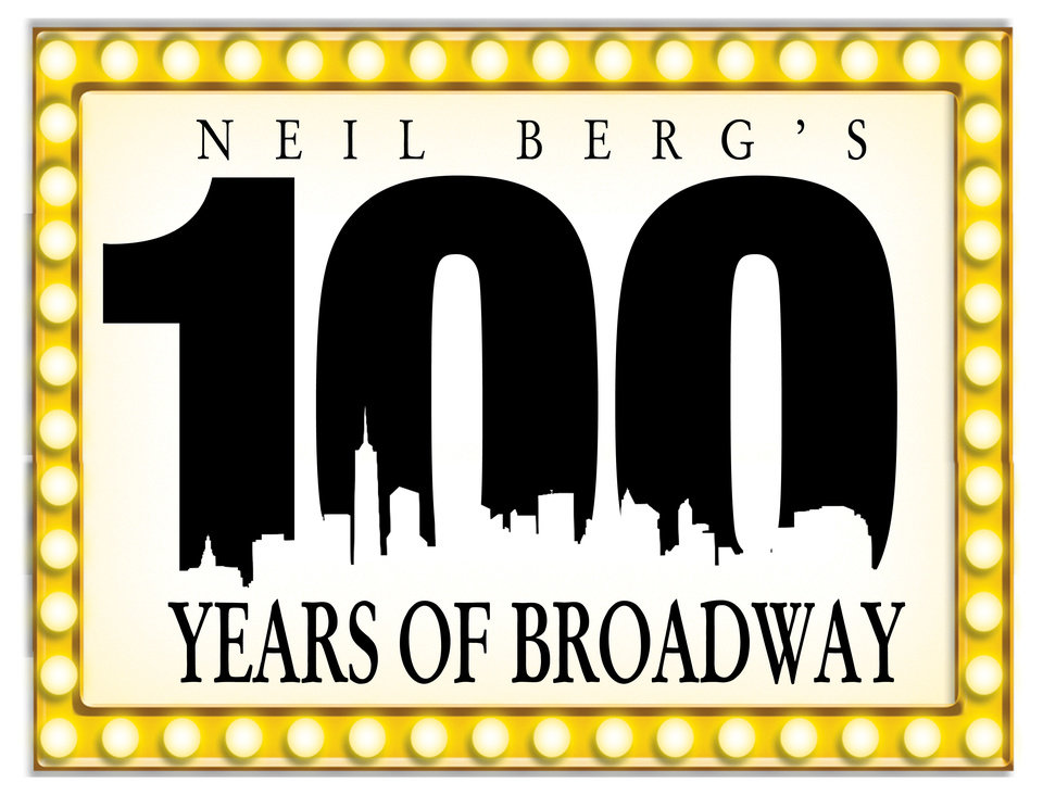 "Art for ""100 Years of Broadway"" Provided <strong></strong>"