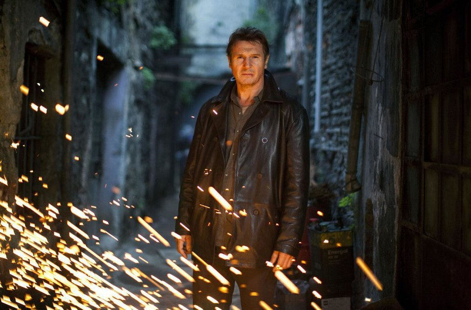 "Liam Neeson stars in ""Taken 2."" Twentieth Century Fox Film Corp.  photo. <strong></strong>"