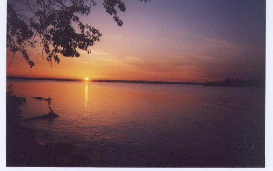 waking up at Texoma to fish.<br/><b>Community Photo By:</b> Michele King<br/><b>Submitted By:</b> Michele, Midwest City