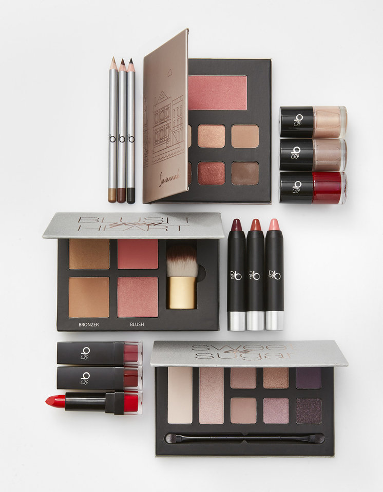 Photo - Now available online and in-store, Belk Beauty is inspired by the brand's southern roots and their customers' colorful outlook. From light, fresh colors to unique palette names, the line is filled with southern flair.
