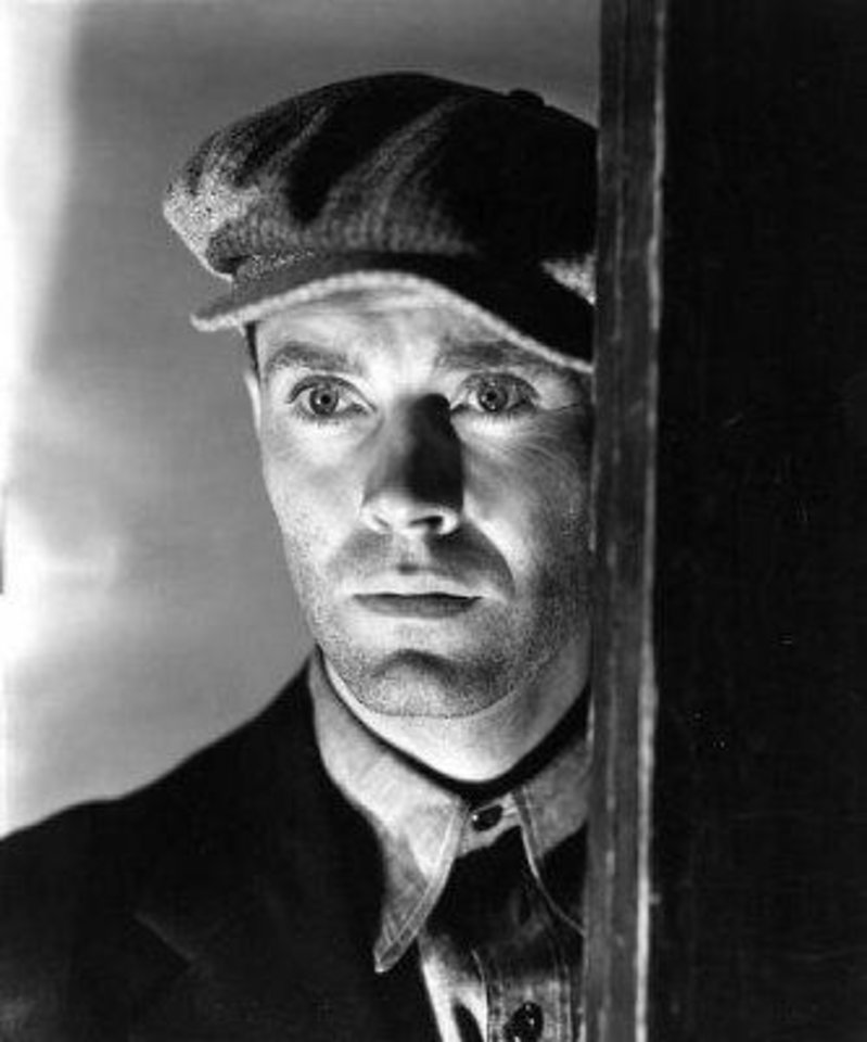 "Henry Ford plays Tom Joad in John Ford's Oscar-winning 1940 film version of ""The Grapes of Wrath."" Photo provided. <strong></strong>"