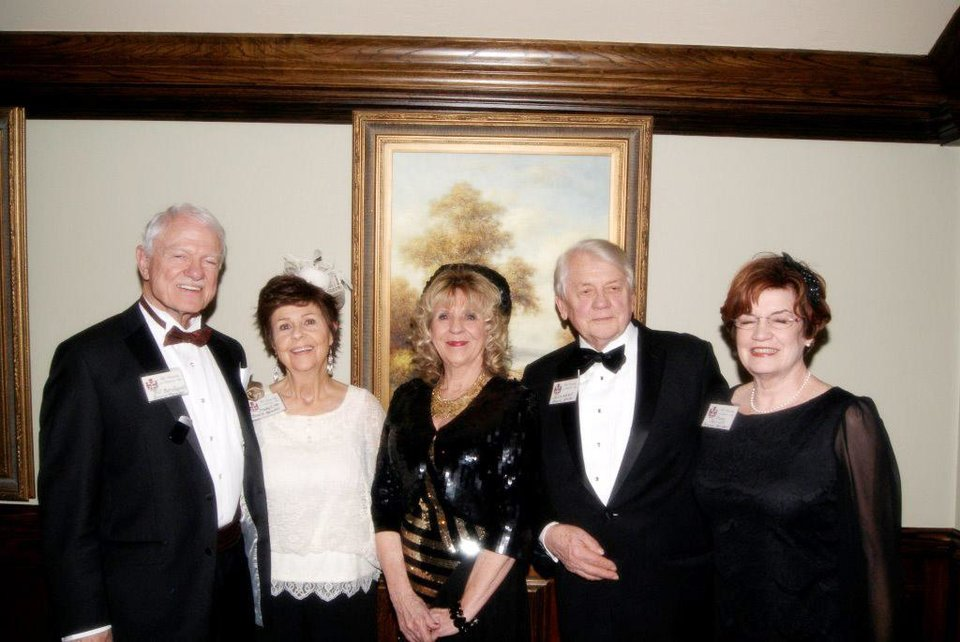 Helen Ford Wallace Parties Etc March 8 News Ok