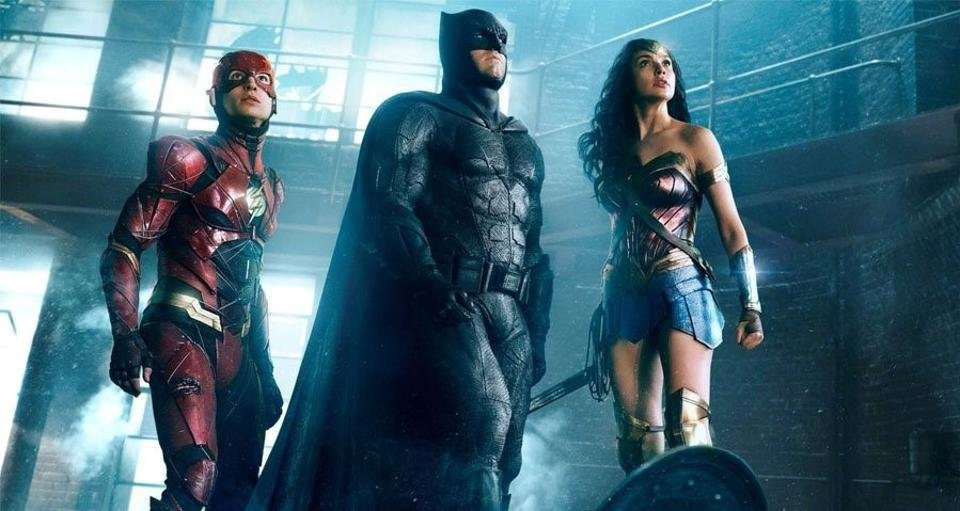 Photo - A still from Justice League [Warner Bros.]