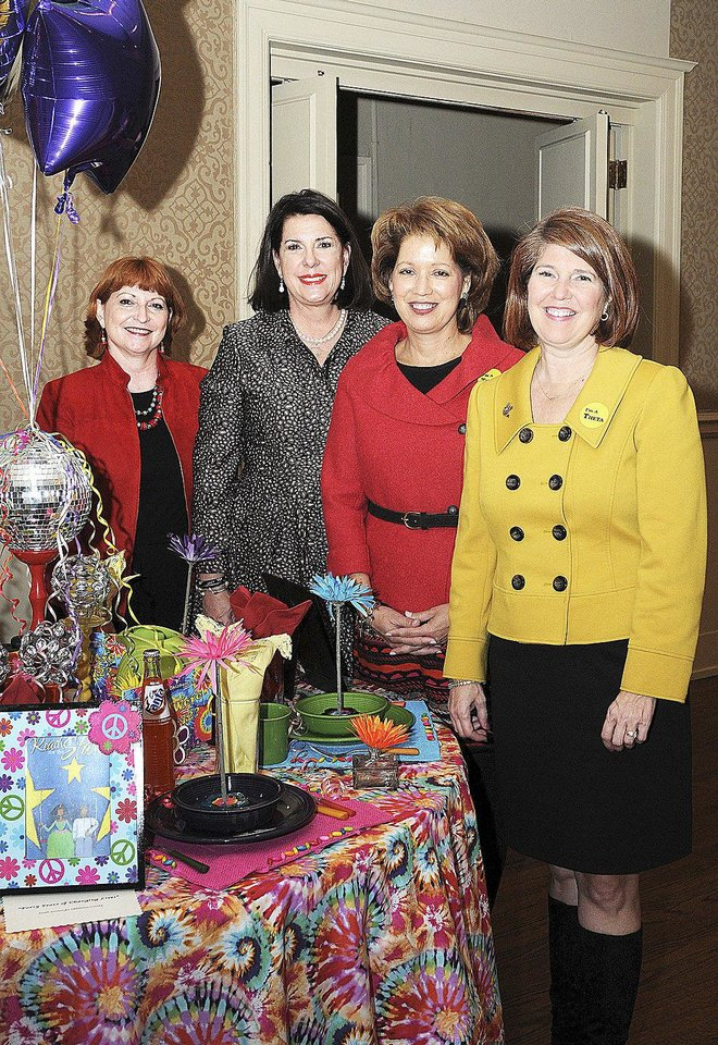 Photo - Cass Hayes, Debora Forshee, Sue Ryan, Karma Robinson.