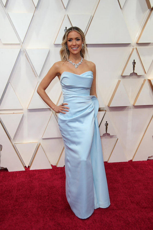Photo - Feb 9, 2020; Los Angeles, CA, USA;  Kristin Cavallari arrives at the 92nd Academy Awards at Dolby Theatre. Mandatory Credit: Dan MacMedan-USA TODAY