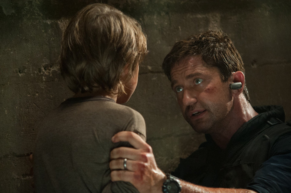 Photo - Gerard Butler in a scene from