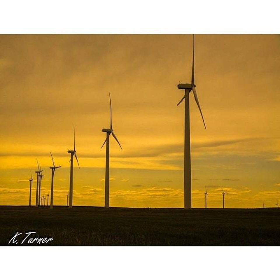 South of Weatherford, Oklahoma - Photo by Instagrammer @kirk_turner