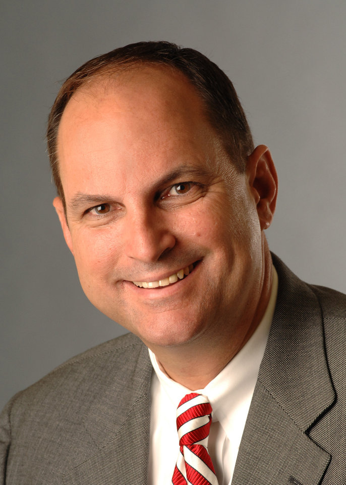 Photo - Joe Castiglione, University of Oklahoma (OU) athletic director