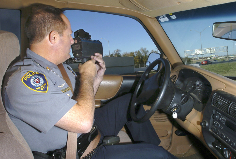 Law enforcement officers have broad discretion when deciding whether to write reckless driving tickets to those doing more than 100 miles per hour. Few do. Photo by Steve Gooch