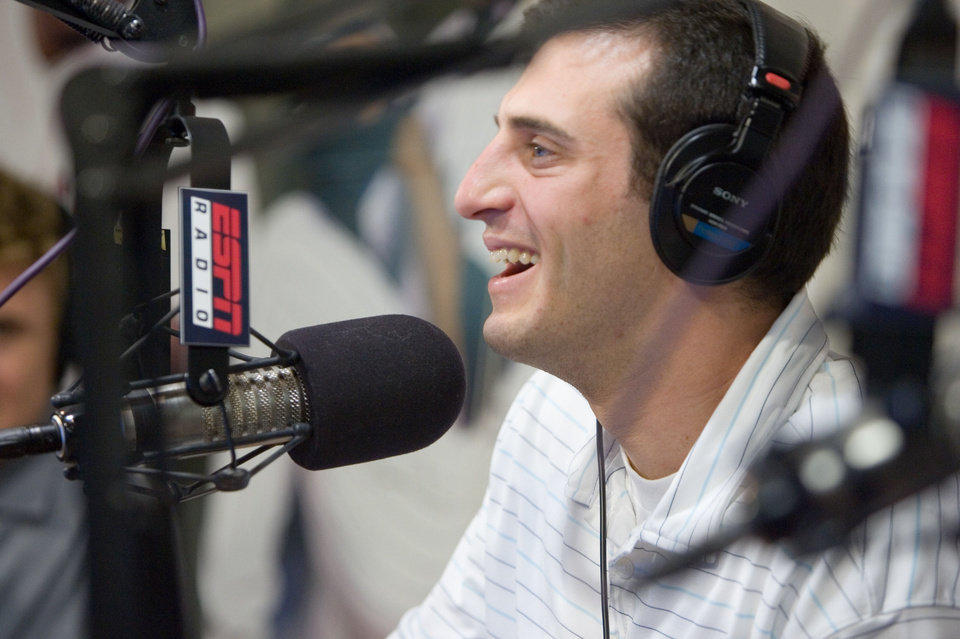 Former OSU point guard Doug Gottlieb has left ESPN and signed with CBS Sports. Photo provided