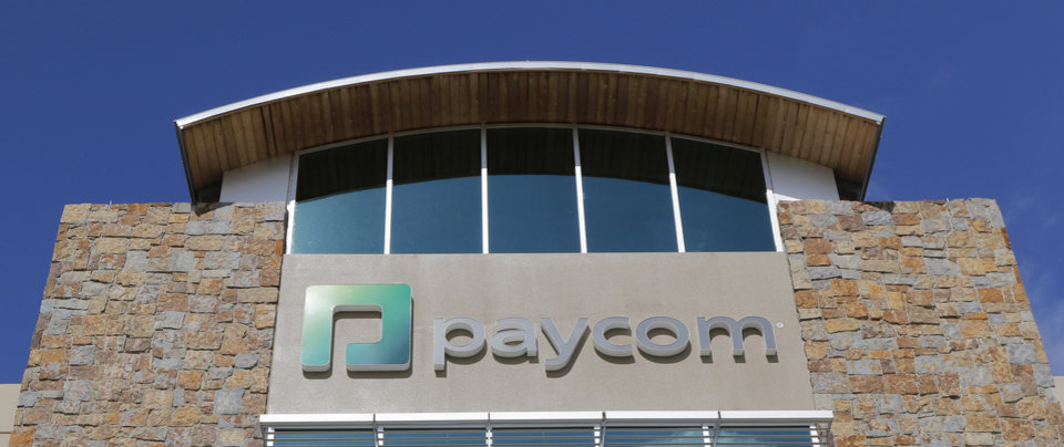 Photo -  Paycom Software Inc. is one the few publicly traded technology companies based in Oklahoma. The firm's stock was a winner for investors this year. [Oklahoman archive photo]