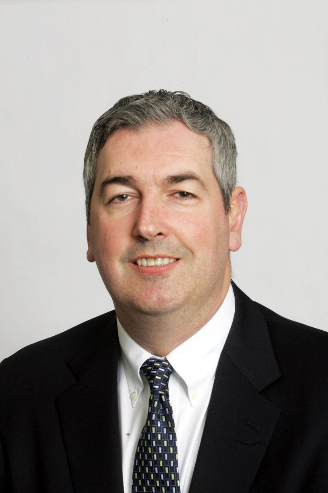 Photo -  UConn offensive coordinator Joe Moorhead. (PHOTO PROVIDED)