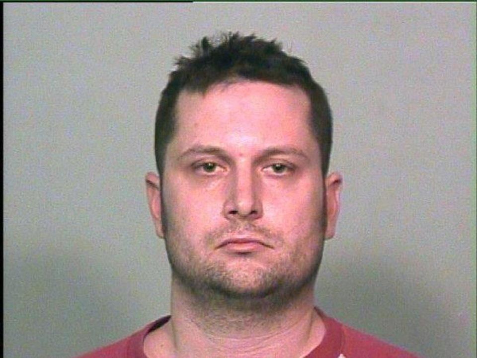 Photo - Todd Franklin Curtis, 30, of Norman  Provided - Oklahoma County jail