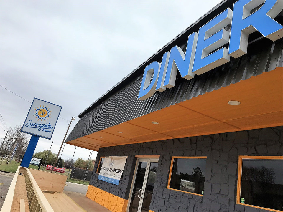 Photo -  Sunnyside Diner will add its third location in Oklahoma City later this month. [Photo by Dave Cathey, The Oklahoman]