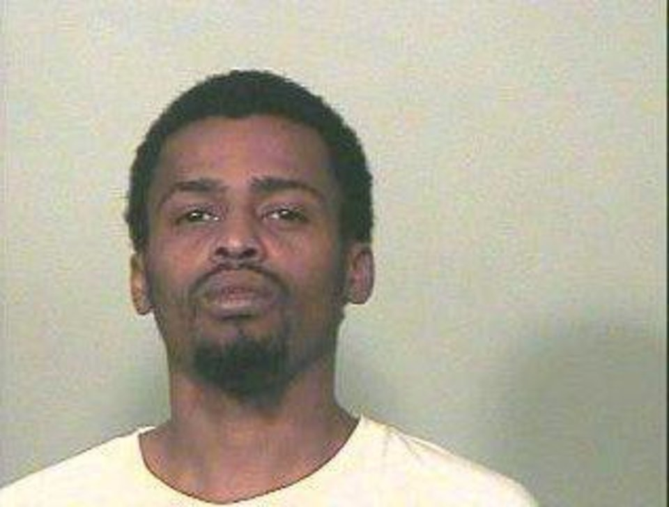 Photo - McKinley Anthony Smith Jr., 31  Provided - Oklahoma County jail