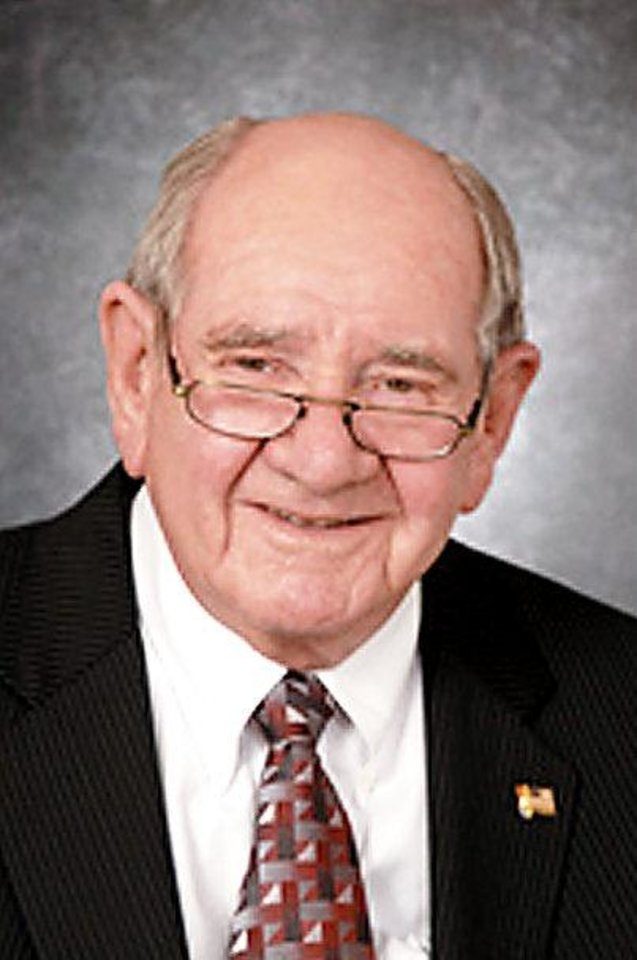 Photo - Jay Dee Chase, of Norman, former president of a pharmaceutical company