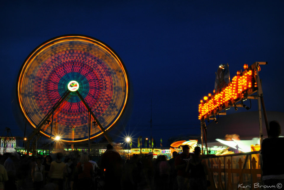 Photo - Kay County Free Fair 2011 - Blackwell, Oklahoma
