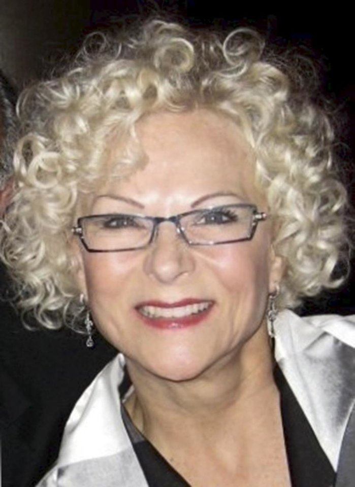 Photo -  Former Edmond Mayor Saundra Naifeh