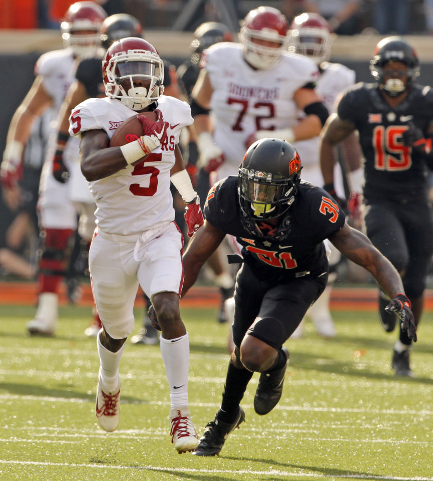 Bedlam football: Wild game leaves Mayfield exhausted ...