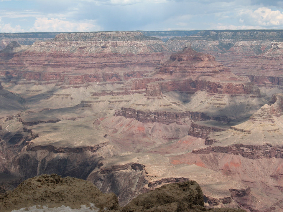 Photo -  The Grand Canyon from the south rim